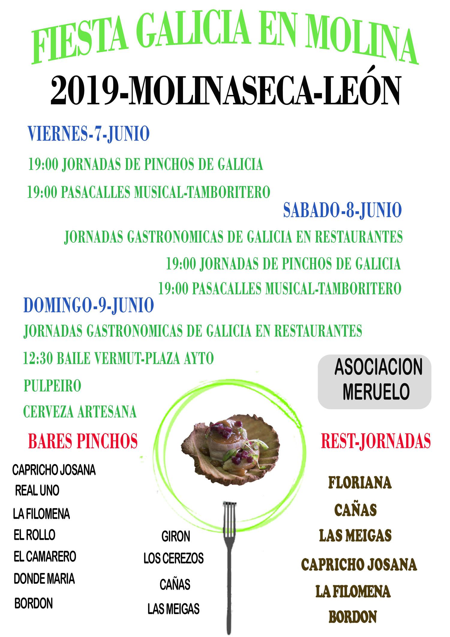 Jornadas Galicia en Molinaseca